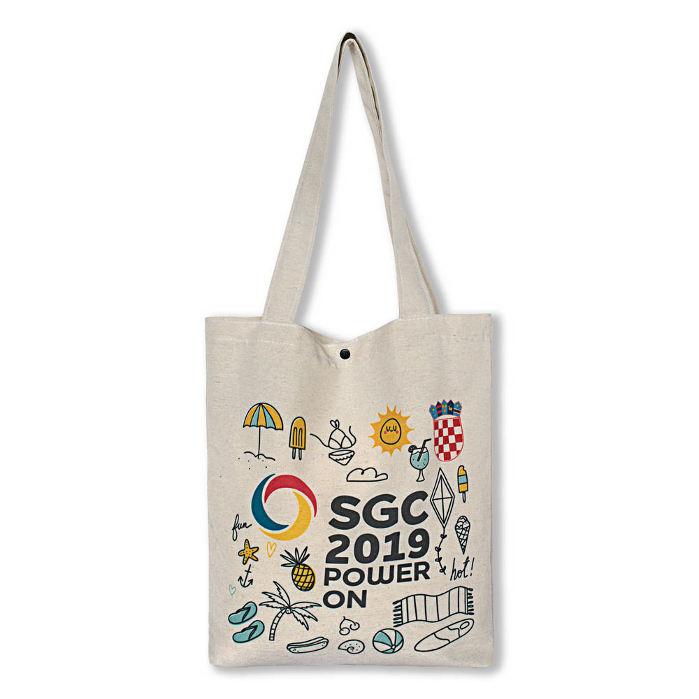 сумка шоппер брендированная